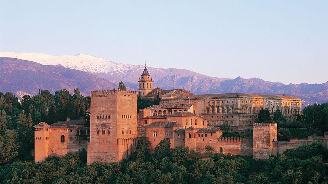 Het Alhambra, Granada