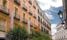 Hotel bij Teatro Real in Madrid