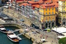 Het Pestana hotel in Porto