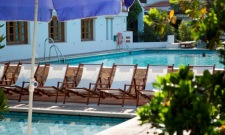 Zwembad gehele jaar open