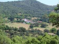 Uitzicht op Cortijo