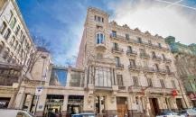 Hotel in centrum Barcelona