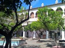 Verblijf in de Parador van Guadalupe