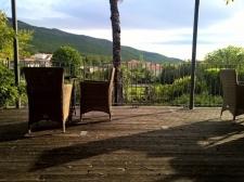 Uitzicht op de Valle de Jerte