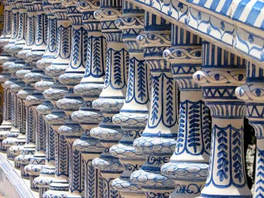 Detail Plaza de España