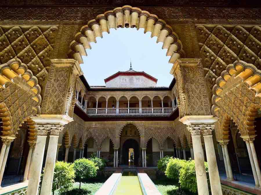 Moorse paleis Real Alcázar