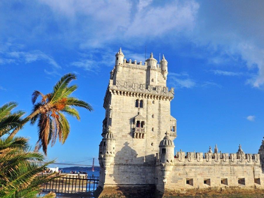 Torre de Belem, Lisabon