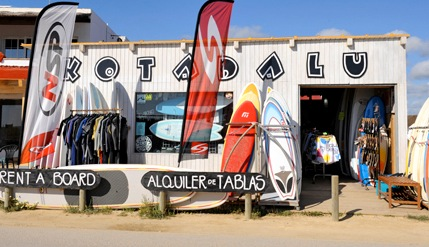 Surfshop Kotadalu