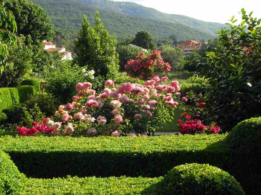 Hotel Extremadura rondreis Valle de Ambroz uitzicht 2 hervas