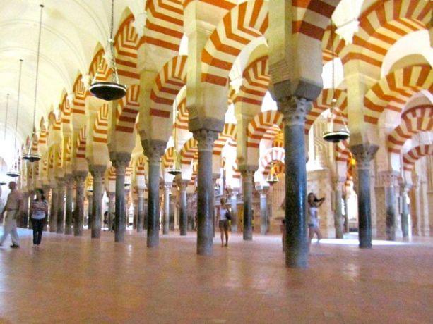 De Mezquita in Cordoba