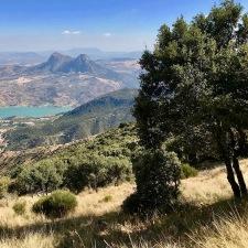 View to El Gastor