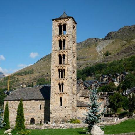 Romaanse kerkje vanTaüll