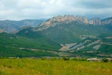 Montserrat, de Gekartelde berg