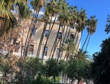 Het museo de bellas Artes in Malaga