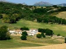 Landelijk gelegen, gastvrije Cortijo met 9 kamers