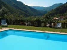 Zwembad met uitzicht!