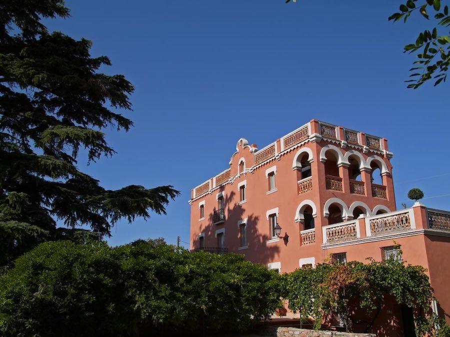 Het monumentale hotel