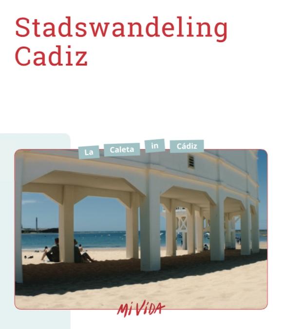 Stadswandeling Cadiz