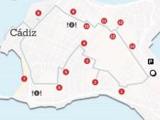 Stadswandeling Cádiz