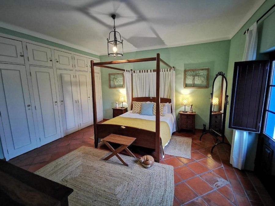Een van de tien kamers