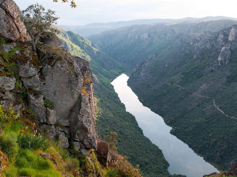 Het Arribes del Duero Natuurpark