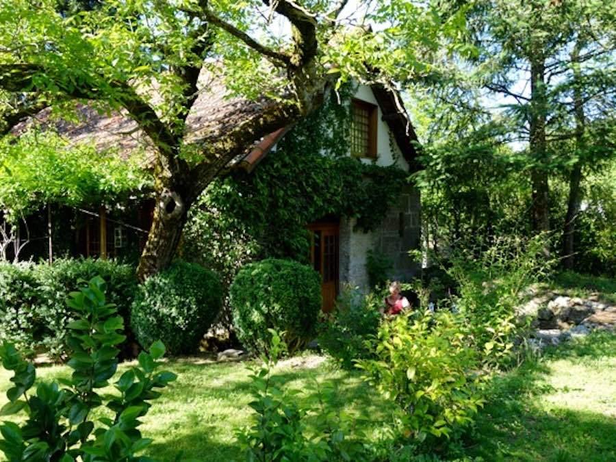 Ons tuinhuisje  op het landgoed in Porto e Norte