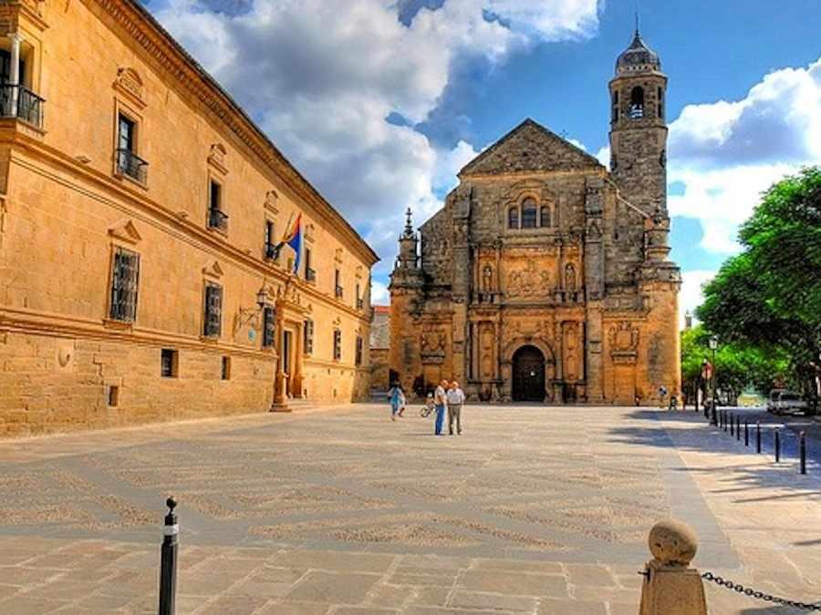 Ubeda: Sacra Capilla de el Salvador