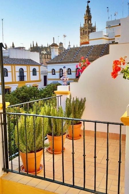 hotel in Barrio Santa Cruz