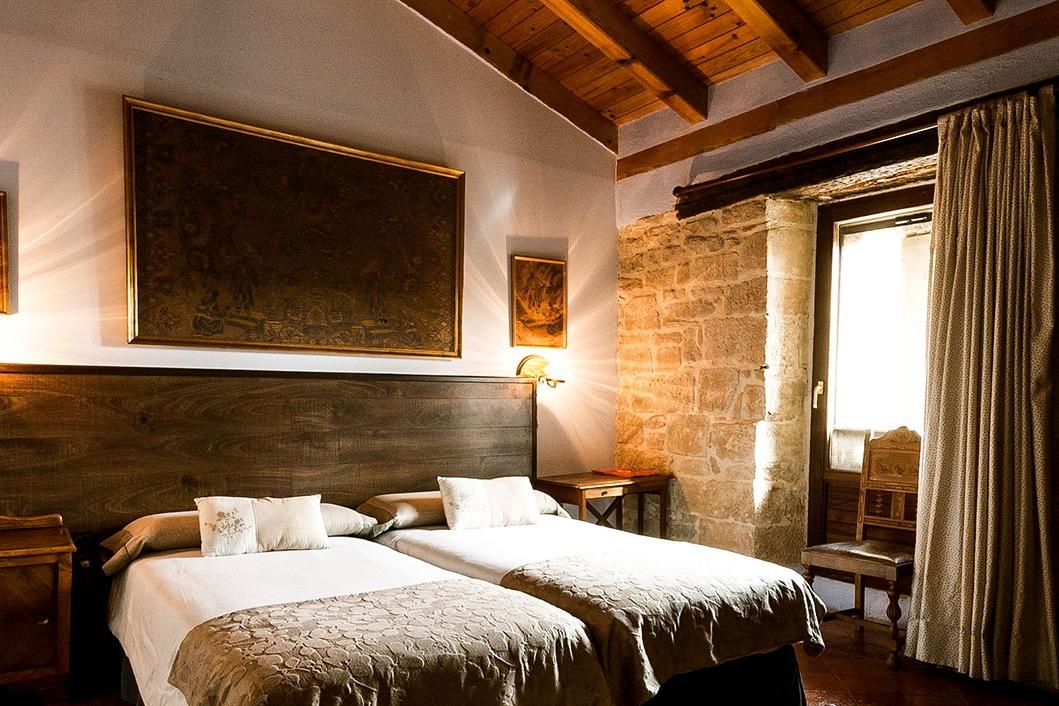 Verblijf nabij Pamplona