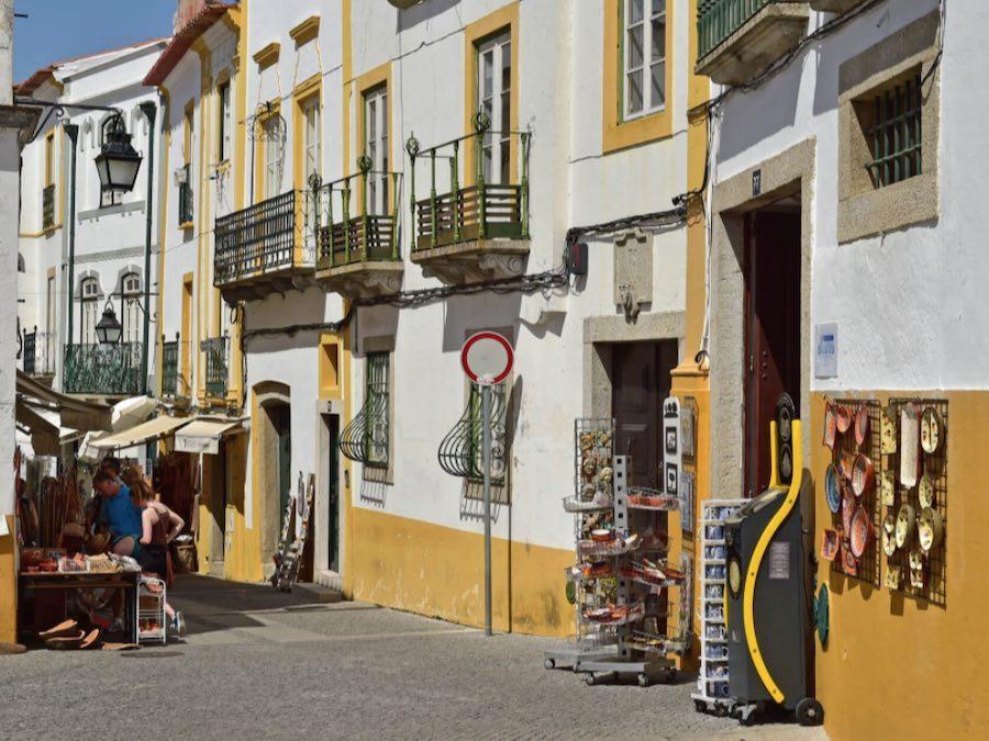 Straatje in Évora