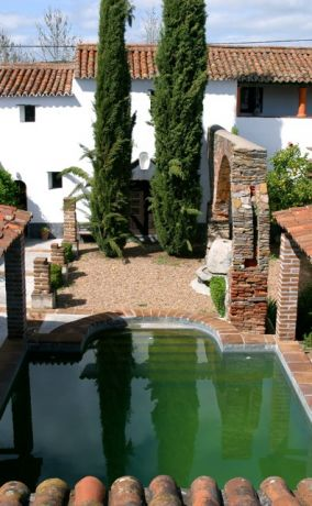 Kleinschalig hotel bij Monsaraz, Alentejo, Portugal