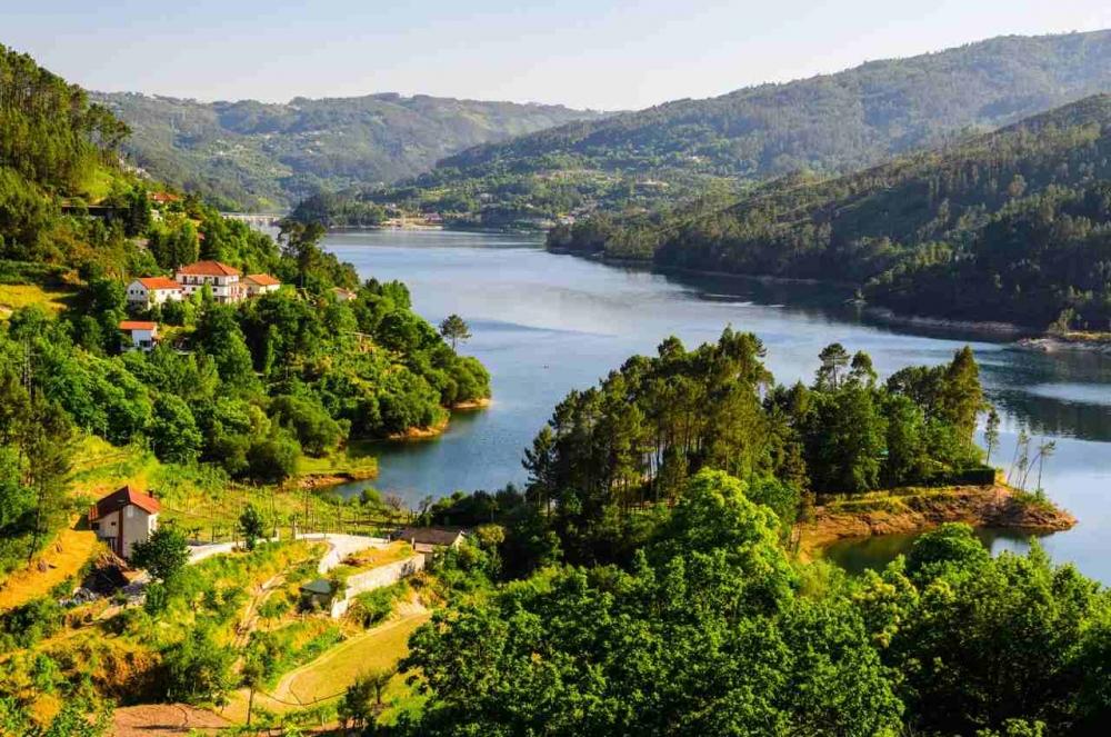 Het Douro Wijngebied