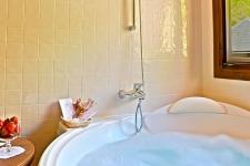 Volledig ingerichte badkamers