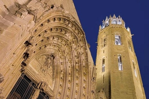 De Kathedraal, de Seu Vella