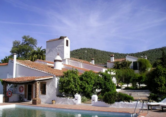 Cortijo in de Sierra Norte