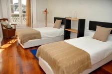 Tweepersoonskamer, twin bed