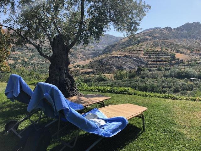 Ons hotel bij Granada