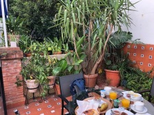 Ontbijt in Córdoba