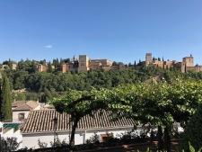 uitzicht vanuit Cocktailbar Granada