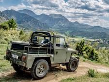 Jeep excursie in de Sierra de Grazalema