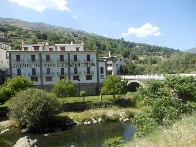 Trevelez in de Alpujarras