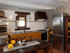 Keuken van Casita