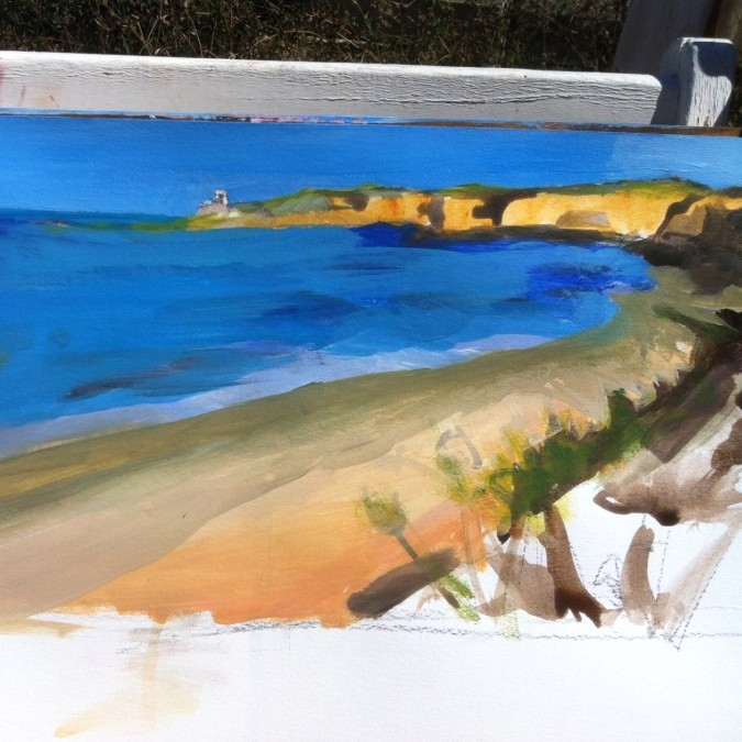 Het strand van Conil