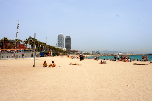 Strand Barcelona