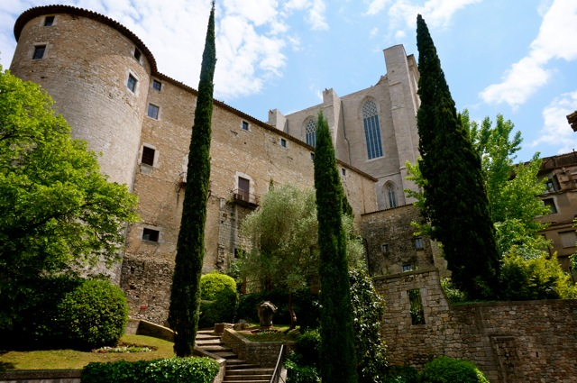 De Kathedraal van Girona