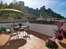 Granada - Ruim appartement in een autovrij straatje in hartje Albaicin