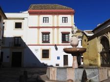 Córdoba - Een tweepersoonsappartement aan een van de mooie pleintjes van de stad