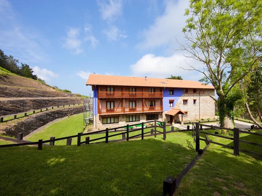 Ruaal hotel Urdaibai