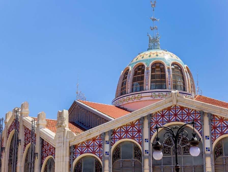 Centrale markt van Valencia