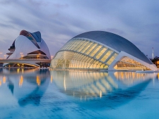 Arts en Sciences in Valencia